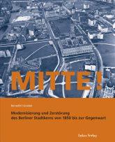 Titelseite des Buches 'Mitte!'