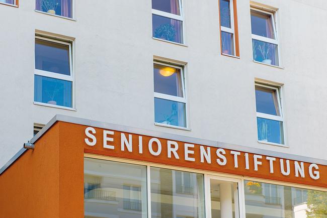 Haus der Seniorenstiftung