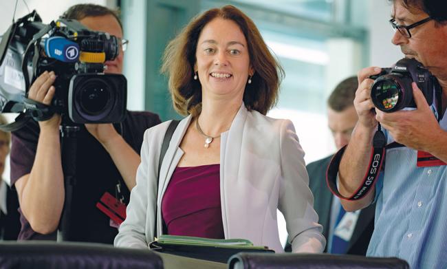 Ministerin Katarina Barley