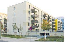 WBM-Neubau in der Schmidstraße in Mitte