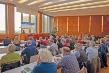 Teilnehmer des Berliner Sozialgipfels