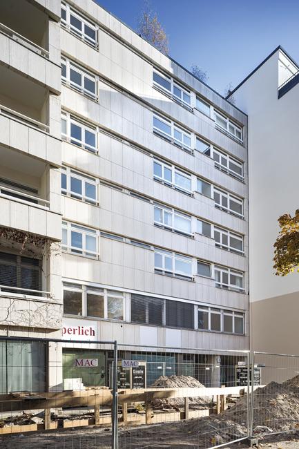 Wohnhaus Fasanenstraße 64
