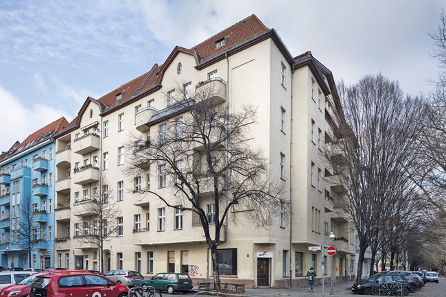 Eckhaus Schillerpromenade 14