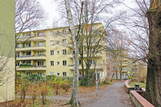 """""""Sanierung"""" in der Nachkriegszeit: Neubau nach Abriss in der Kösliner Straße im Wedding"""
