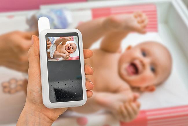 Babyphones liegen mit ihren Strahlungswerten in der Regel unter den Grenzwerten