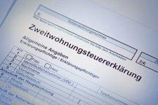 Formular zur Zweitwohnungssteuererklärung