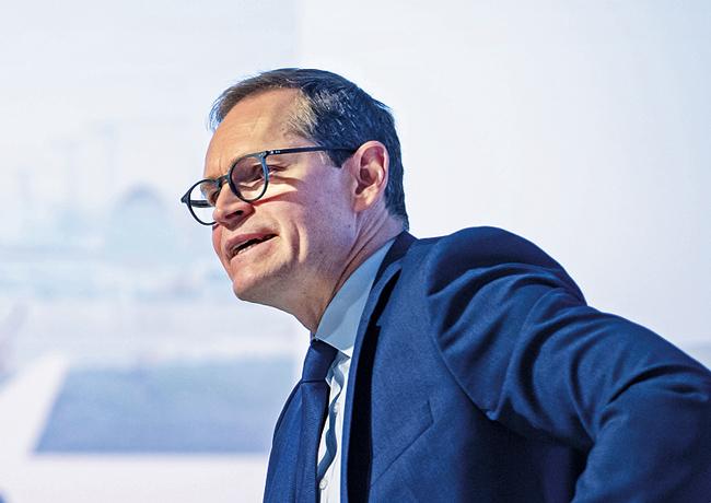Regierender Bürgermeister Michael Müller