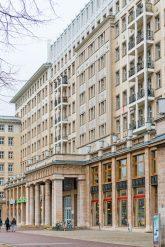Wohngebäude in der Karl-Marx-Allee