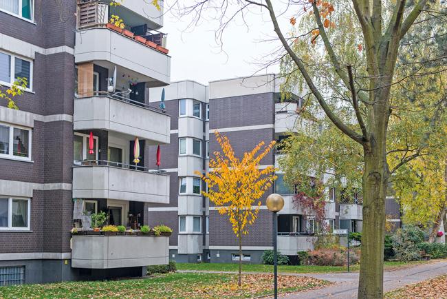 Wohnungen am Goldhähnchenweg