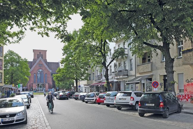 Milieuschutzgebiet Schillerpromenade
