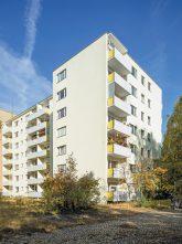 60er-Jahre-Bau in der Moabiter Spenerstraße