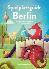Titelseite des Buches ,Spielplatzguide Berlin'