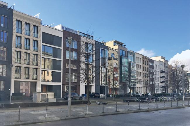 ,Town-Häuser'
