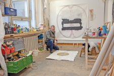 Künstler in den Kunstetagen Pankow