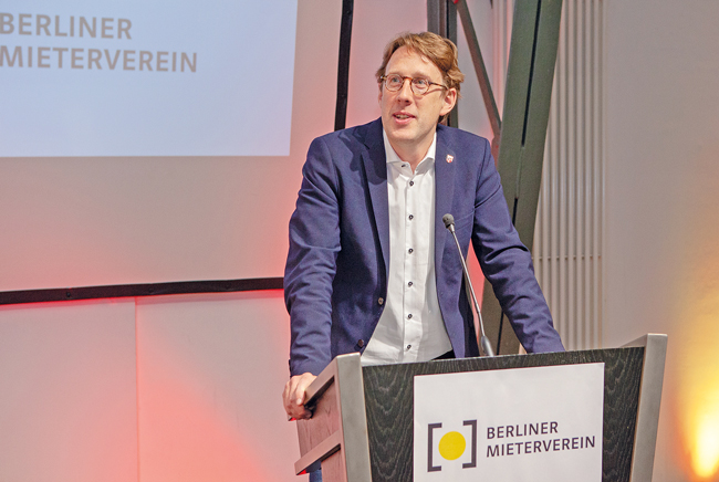 Neuköllns Baustadtrat Jochen Biedermann