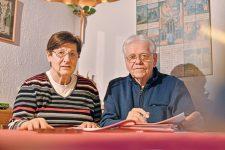 Ehepaar Karin und Otto H.