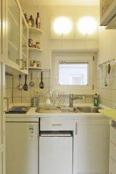 Einbauküche, ,Frauenküche'