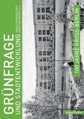 Titelseite des Buches ,Grünfrage'