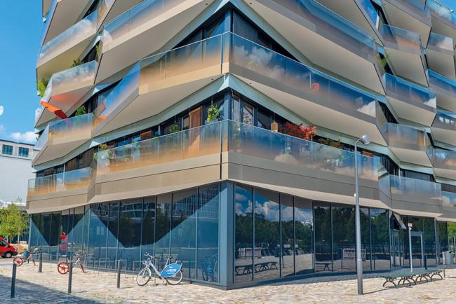 ,Kunstcampus'-Gebäude