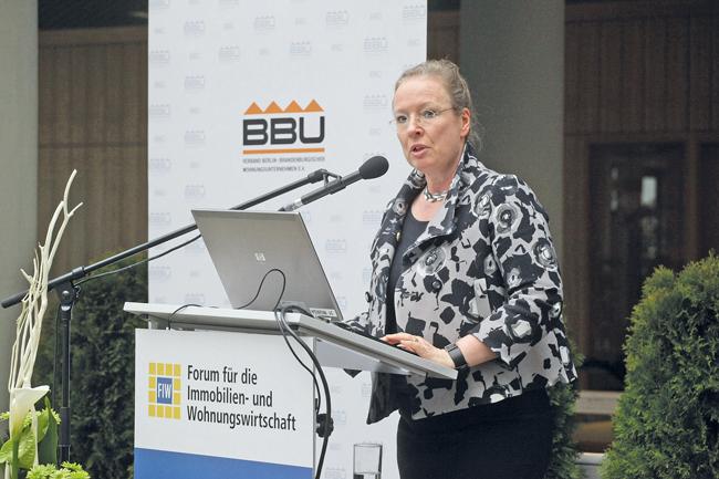 BBU-Chefin Maren Kern