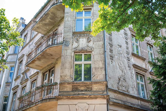 Leerstehendes Friedenauer Haus