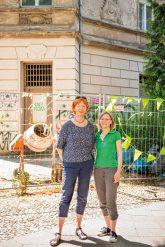 ,Haushüterinnen' Schipper und Reinhold