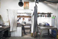 Metallwerkstatt ,Drittwerk'