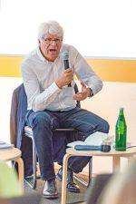 Wirtschaftsprofessor Heinz-J. Bontrup