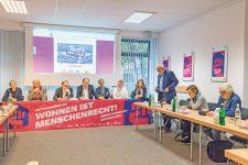 Pressekonferenz des Aktionsbündnisses