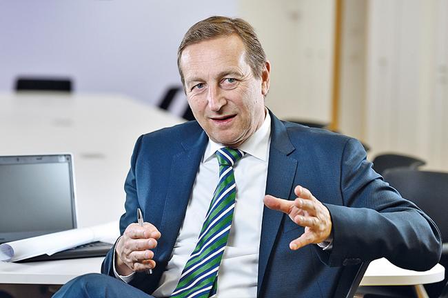 Immobilienverbandschef Andreas Ibel