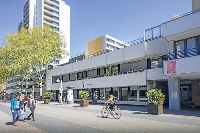 Quartiersmanagement Mehringplatz