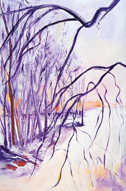 Herbst – Winter – Frühling – Bilder aus drei Jahreszeiten von Barbara Pohl