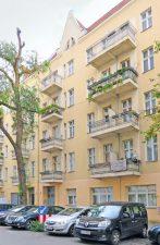 Fassade der Sprengelstraße 45/46