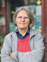Susanne Torka vom Betroffenenrat Lehrter Straße