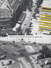 Titelseite des Buches ,Architekturgeschichte Berlins'