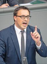 SPD-Fraktionsvizevorsitzender Sören Bartol