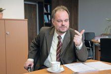 DMB-Präsident Lukas Siebenkotten
