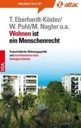Titelseite des Buches ,Wohnen ist ein Menschenrecht'