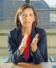 Melanie Weber-Moritz, neue DMB-Bundesdirektorin