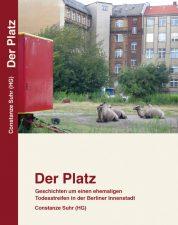 Titelseite des Buches ,Der Platz'