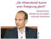 Jürgen Michael Schick, Präsident des IVD