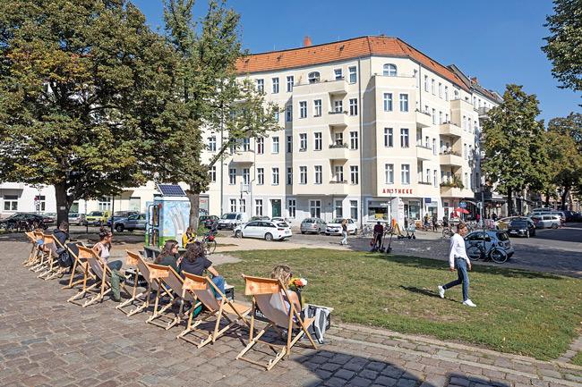 QM-Gebiet Schillerpromenade