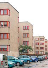 Wohngebäude in Heerstraße-Nord