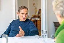 Werner Landwehr, Vorstandsmitglied der DIESE eG