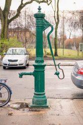 Berliner Wasserpumpen