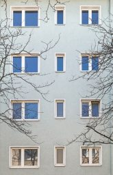 Fassade des Hauses Bandelstraße 30/31