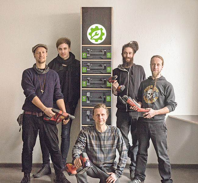 Das Toolbot-Team
