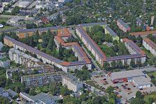 Wohnanlage in Weißensee mit Fotovoltaik