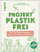 Titelseite des Buches ,Projekt plastikfrei'