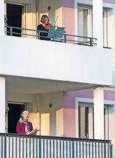 Balkonkonzert